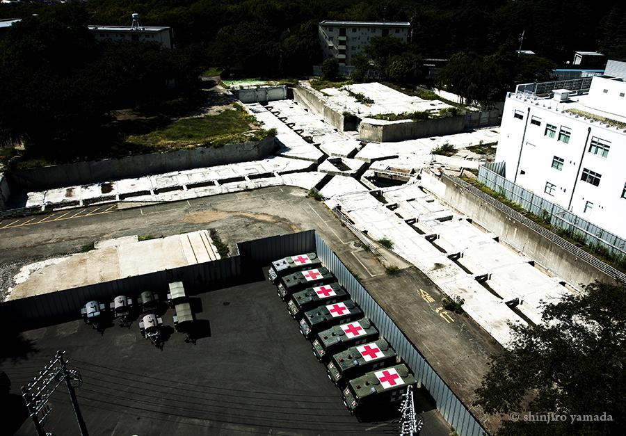 007 62 自衛隊中央病院 2010