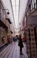街歩き(3) パリ9区(フランス)