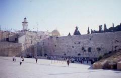 街歩き (5) エルサレム(イスラエル)