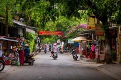 街歩き (6) フエ(ベトナム)