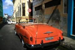 街歩き (13) ハバナ(キューバ)