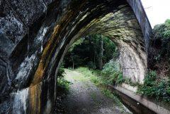 NOSTALGIC JAPAN ⑫三岐鉄道北勢線 三重県 その2 ~ねじリ橋~