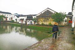街歩き (21) 諸葛村(中国 浙江省)