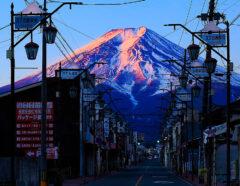 NOSTALGIC JAPAN ㉚「富士みち」 山梨県富士吉田市
